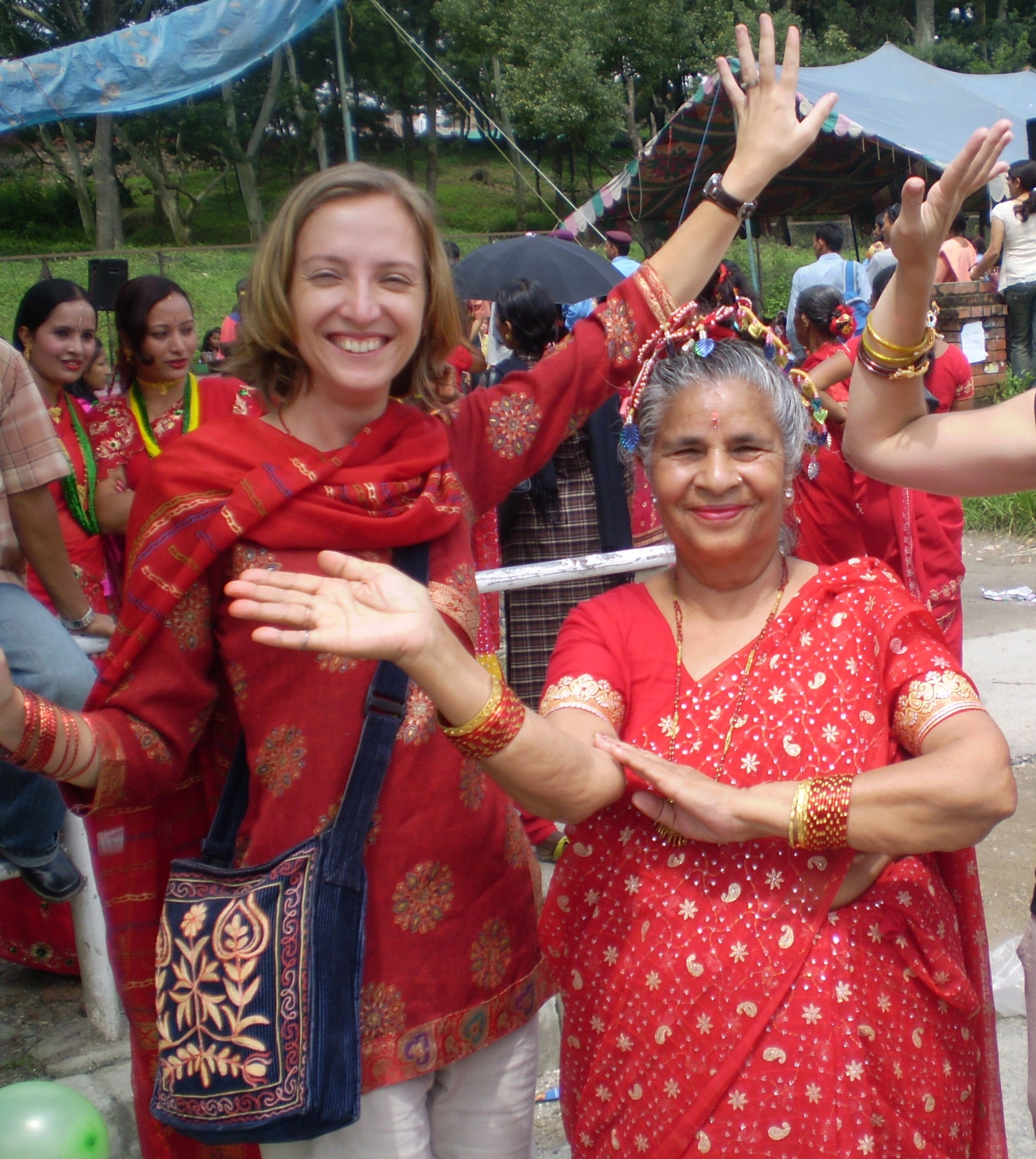 Nepal-teej-festival