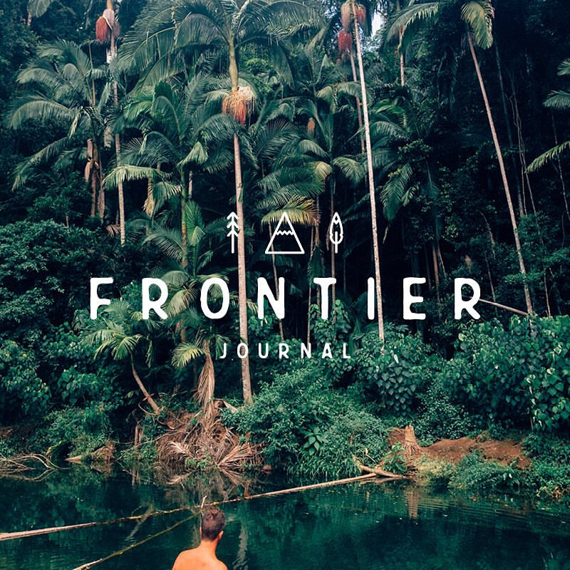Pic via Frontier Journal...Look out for the journal in coffee shops on the Sunshine Coast, Gold Coast and Byron Bay
