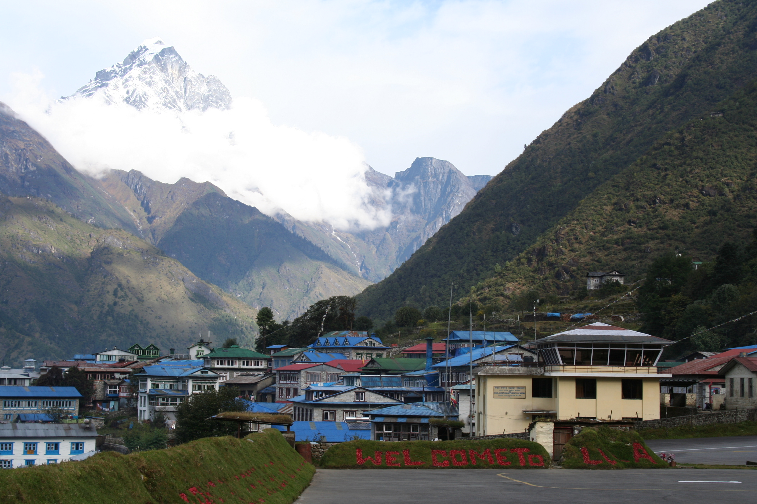 This list omits Sleep Killer #11: terror at the take-off/landing. This is Lukla airport, Nepal and the runway is very short and the drop-off very steep!