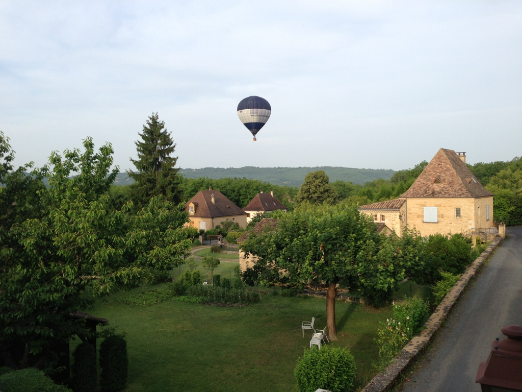 This space in the French countryside will do nicely thank you.