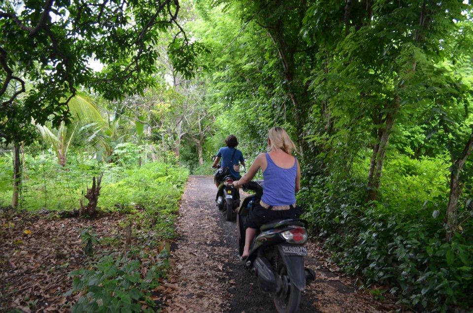 Exploring Nusa Lembongan in Bali