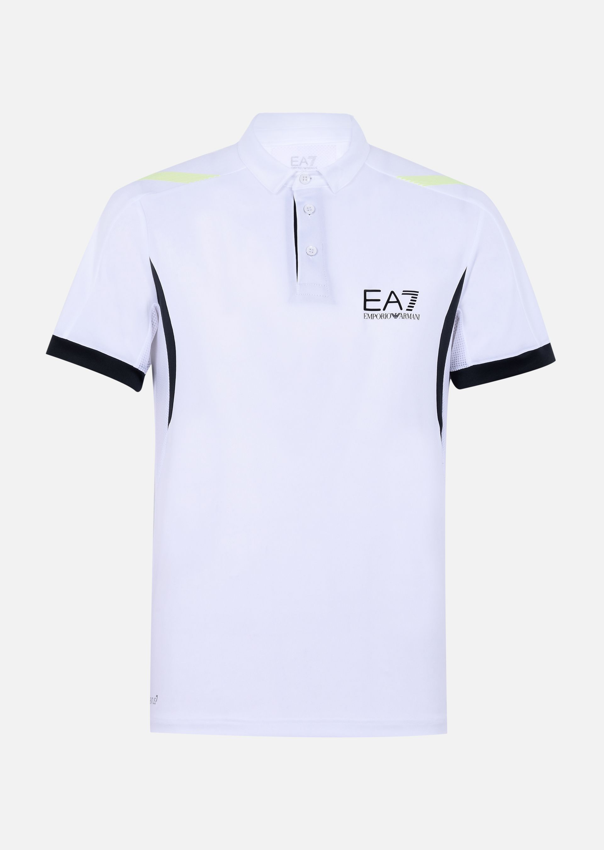 Футболка поло EA7