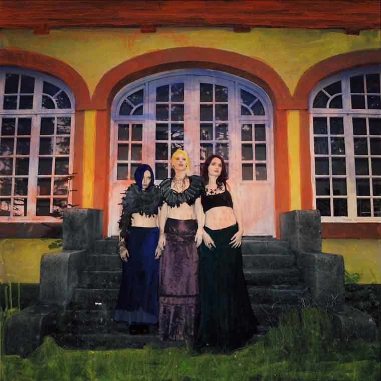 Models: Maia Frost, Ingvild Eiring & me