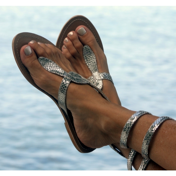 Time to show your toes, the perfect summer sandal by Aspiga available at www.balar.co.uk
