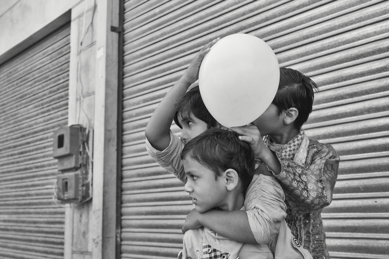 Balloon (Jaisalmer) Copyright: Daniel Hofmann