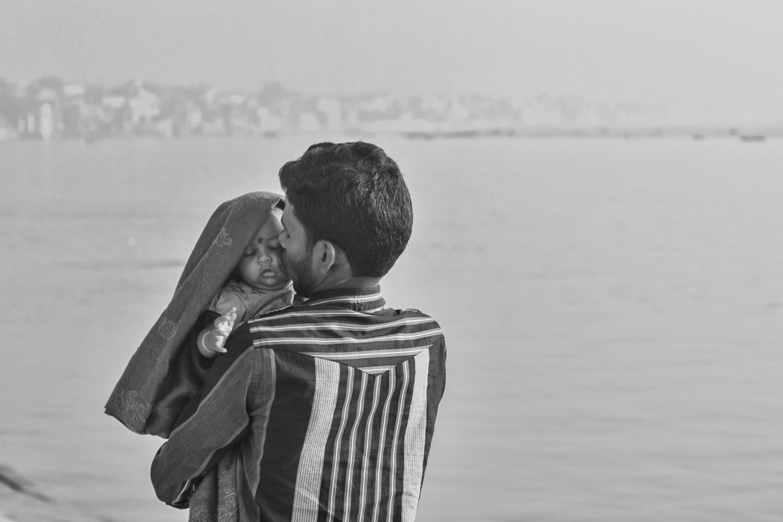 Life in Varanasi (India)