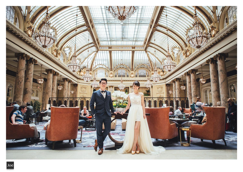 Palace Hotel San Francisco   皇宮酒店大廳