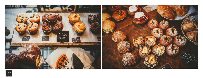 店內的麵包非常精緻可口,總是令人難以選擇XD