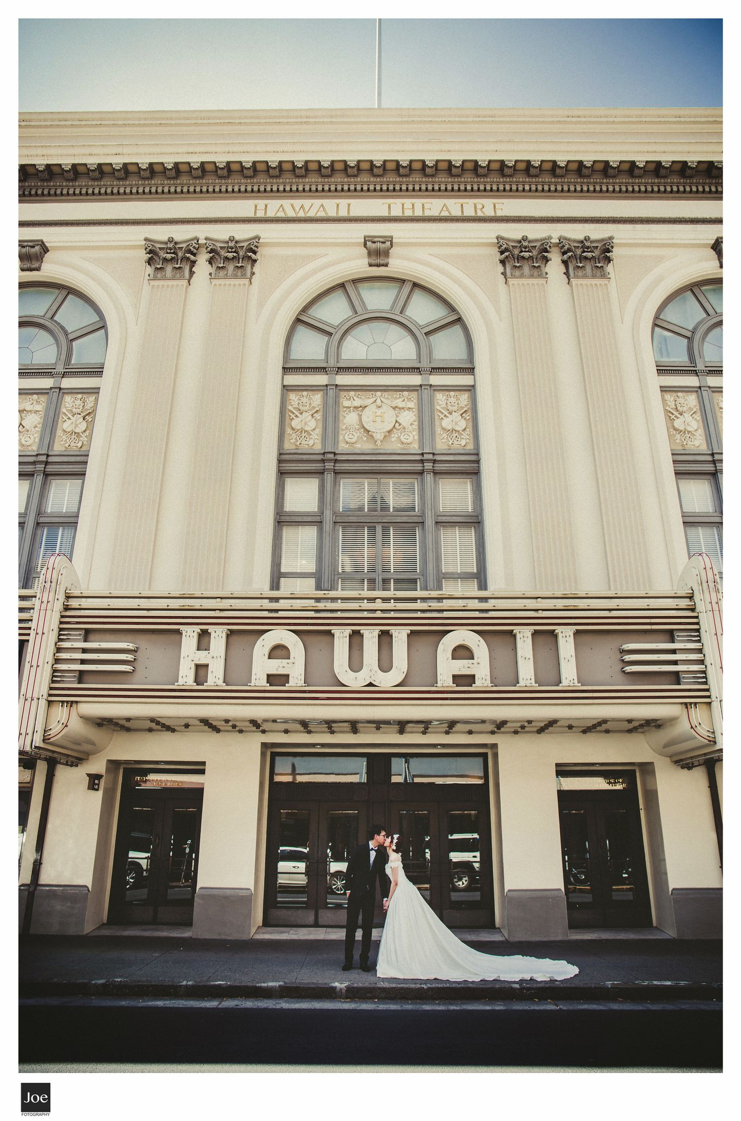 Hawaii Theatre (夏威夷歌劇場)
