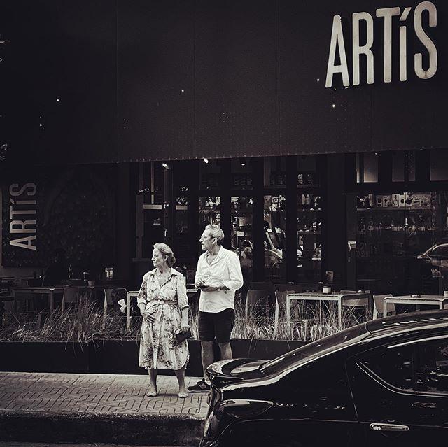 又是Artis的「每日一張」 這裡每天都好有戲😎  #artiscoffeebangkok