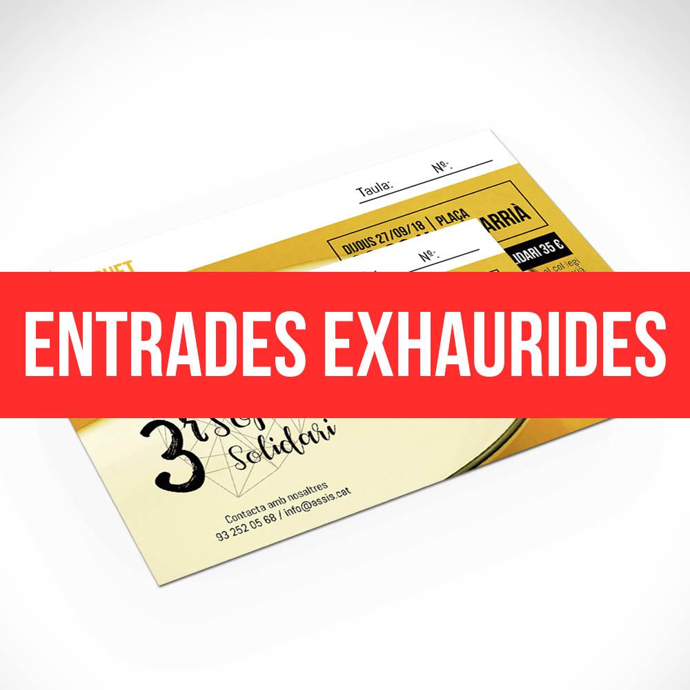 Entrades-3r-SOPAR-SOLIDARI-ASSIS- Exhaurides