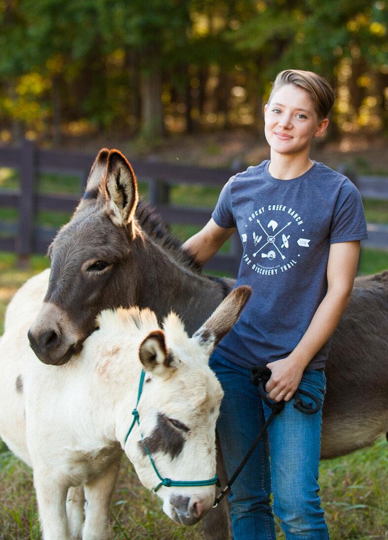 Madison Simonson  Senior Ranch Care Specialist  Read her full bio here.