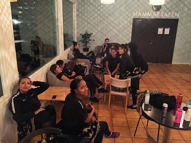Peep talk inför audition #cdclibertad #saya2017 #bolivia