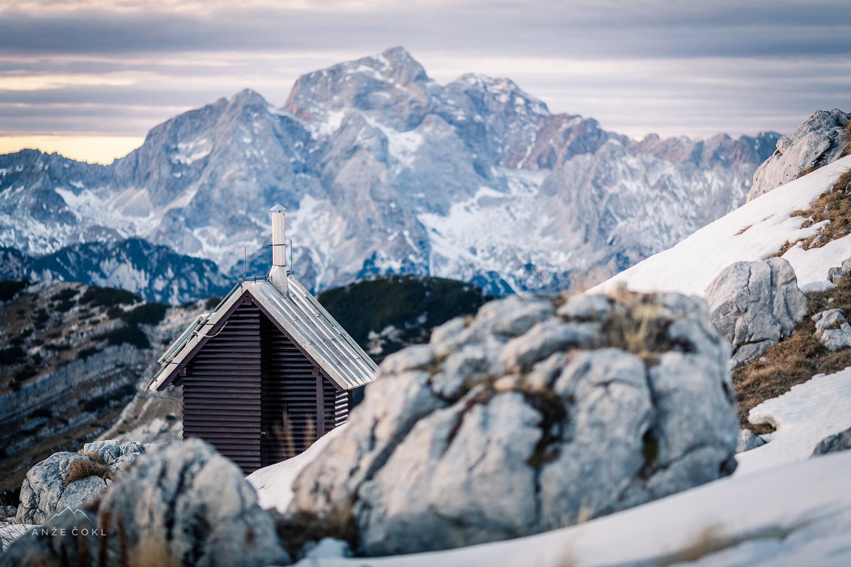 Skret z najboljšim razgledom v Sloveniji!