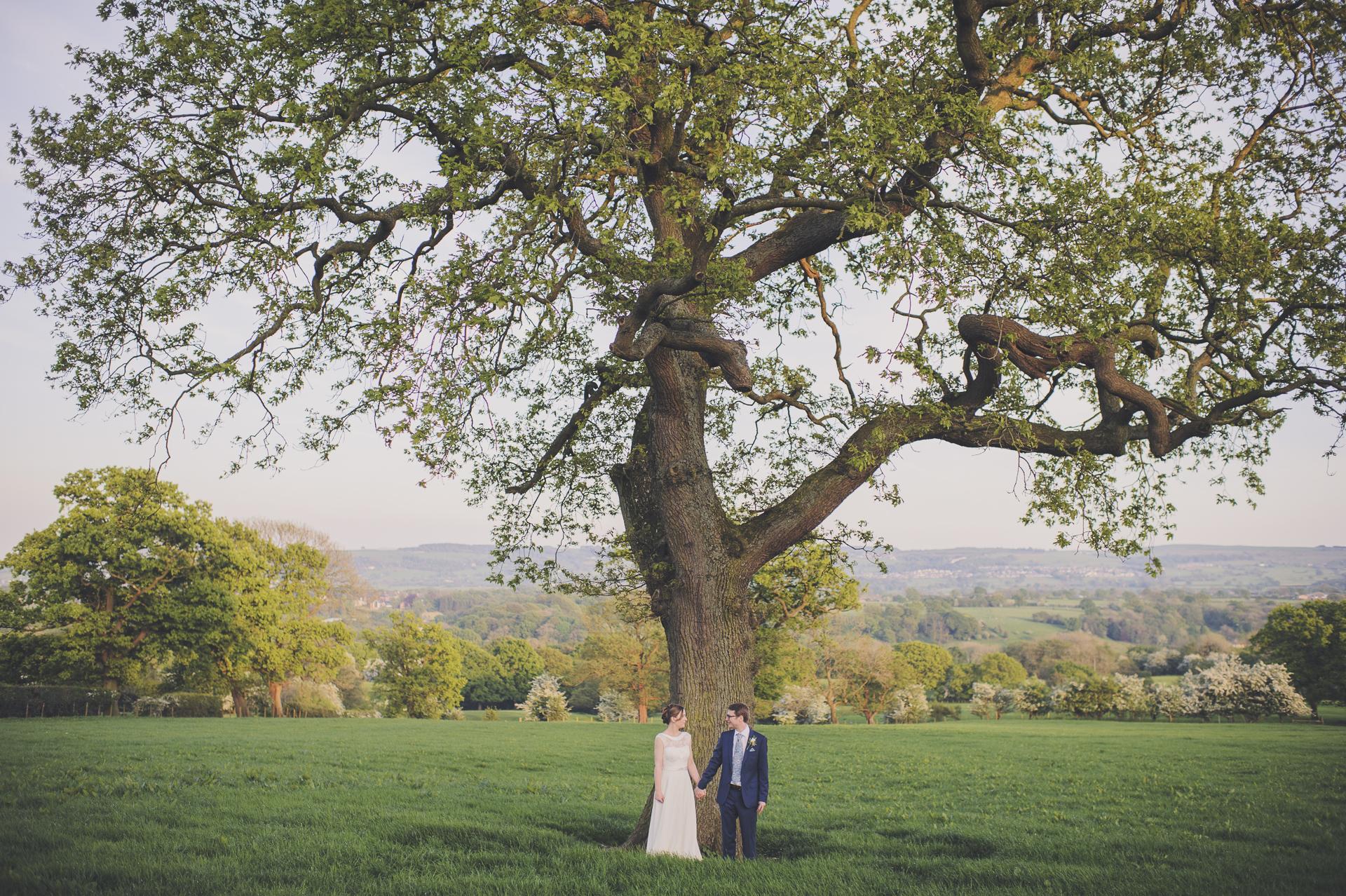 Organic weddings and celebrations