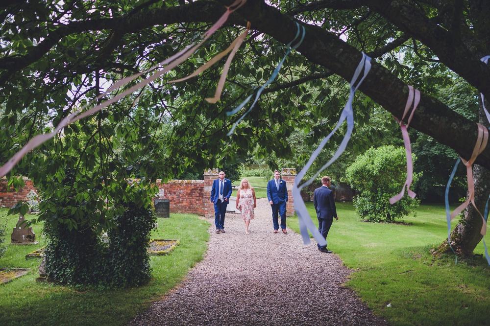 natural light wasing park wedding