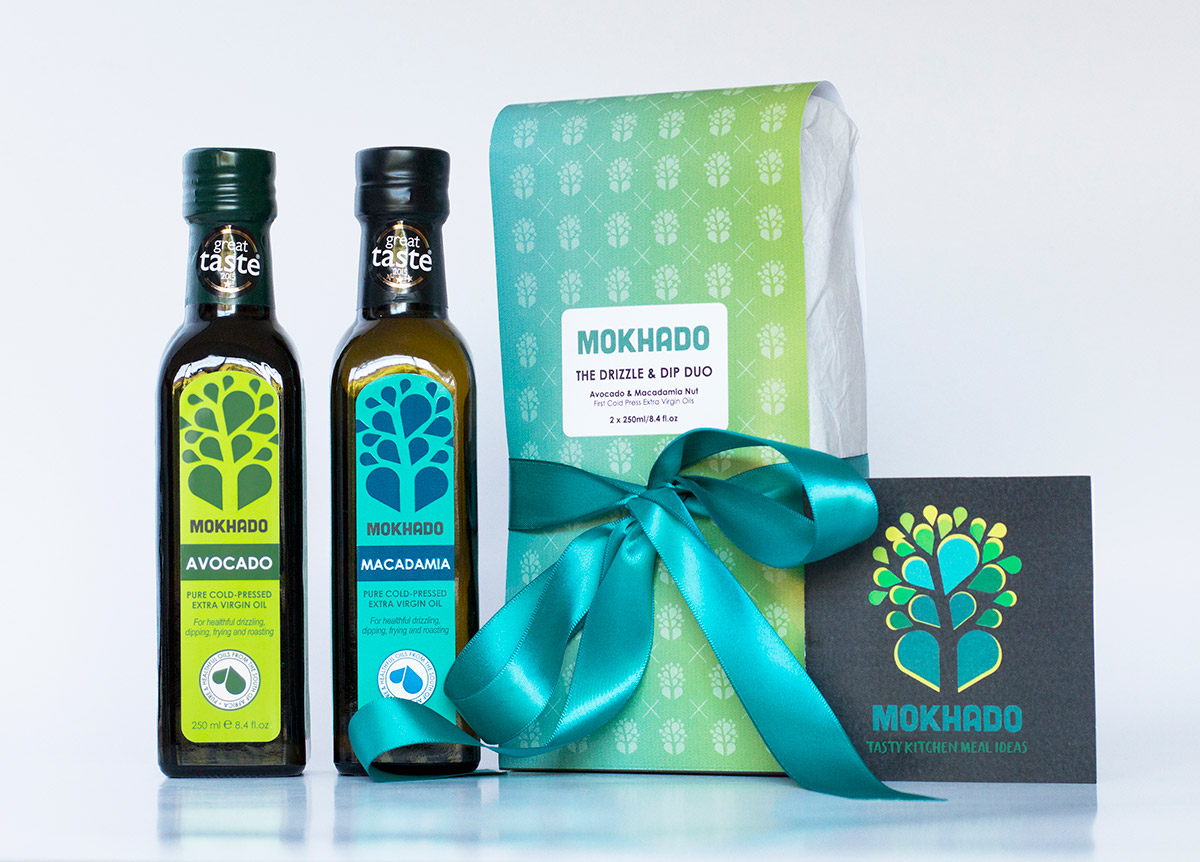 Mokhado Drizzle & Dip Duo Vegan Gift Set