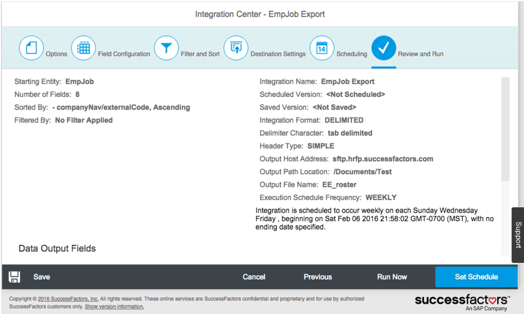 SAP HCM Tip: Creating Basic Integrations with the