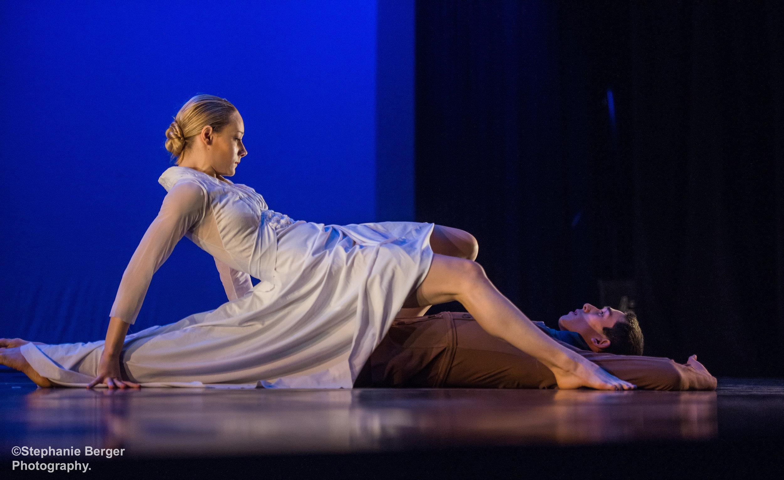 Charlotte Landreau, Jesse Obremski