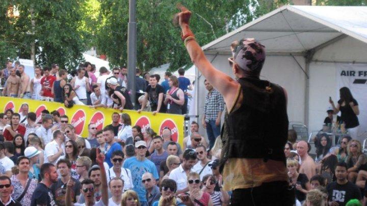 Zurich Pride 2010