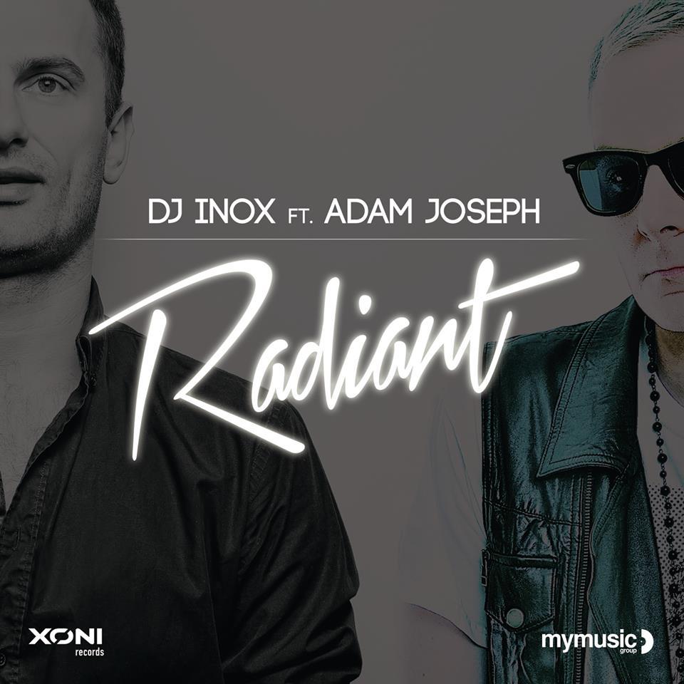 DJ Inox ft. Adam Joseph - Radiant