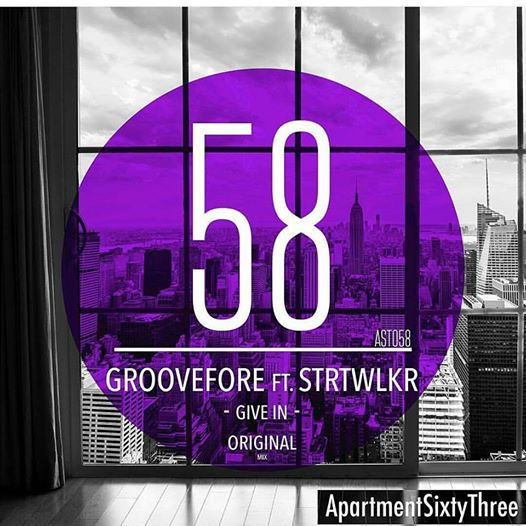 Groovefore - Give In ft. STRTWLKR