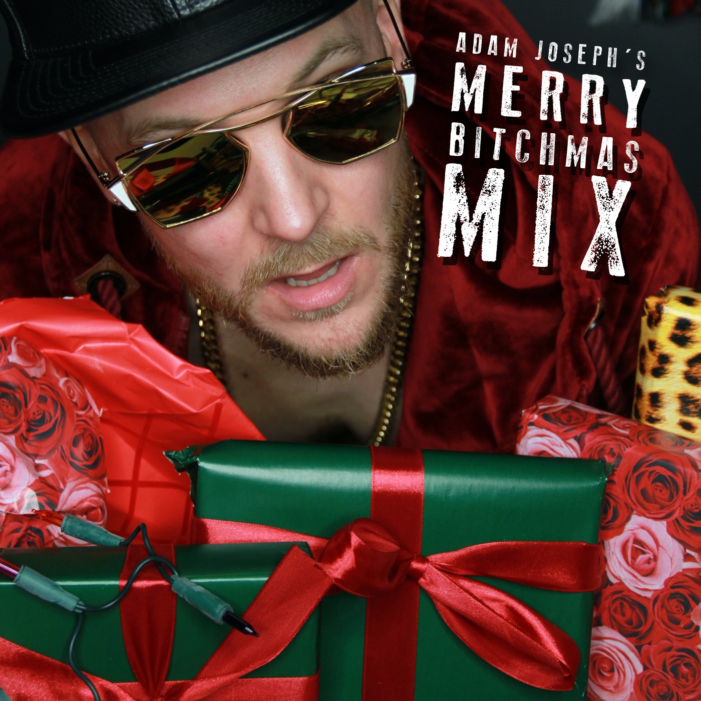 "MERRY BITCHMAS! - New DJ Mix featuring Bitch Tracks produced by Adam Joseph including ""Voguing Right Now'"", ""LINDA EVANGELISTA"", ""Cookies"" and many more!"