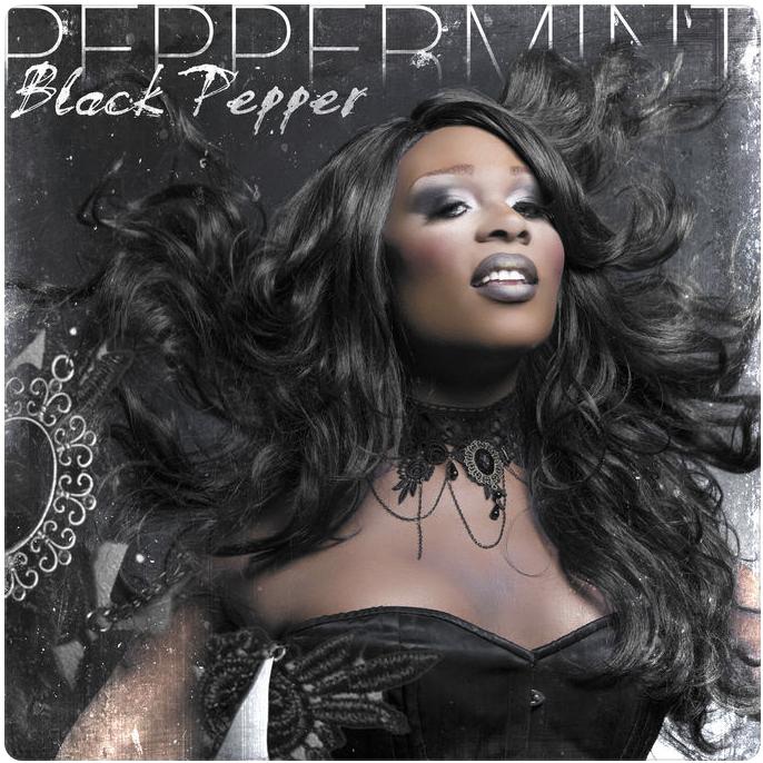 Peppermint - Black Pepper