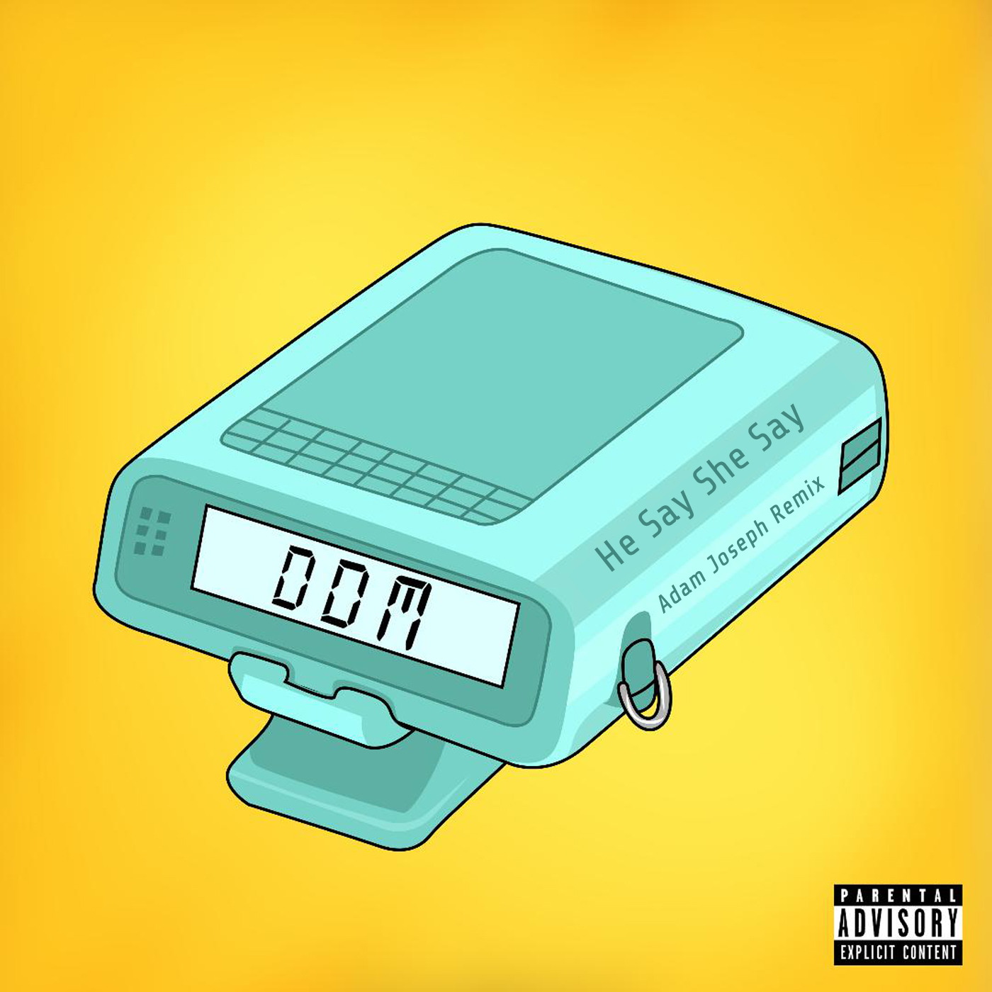DDm - He Say She Say (Adam Joseph Remix)