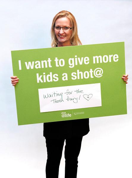 Anne, Shot@Life Launch, Atlanta, USA
