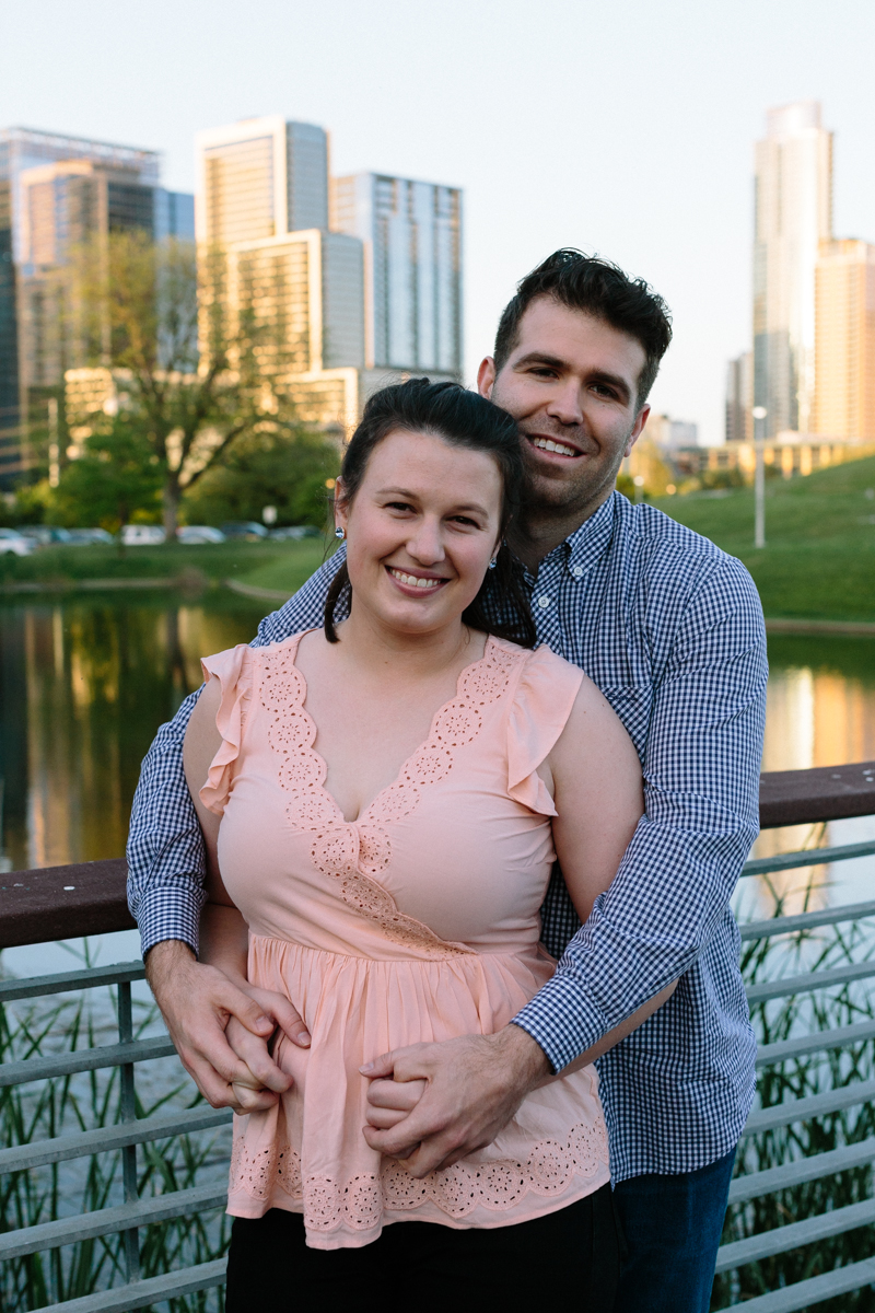 Engagement Photos - Town Lake Austin, Texas
