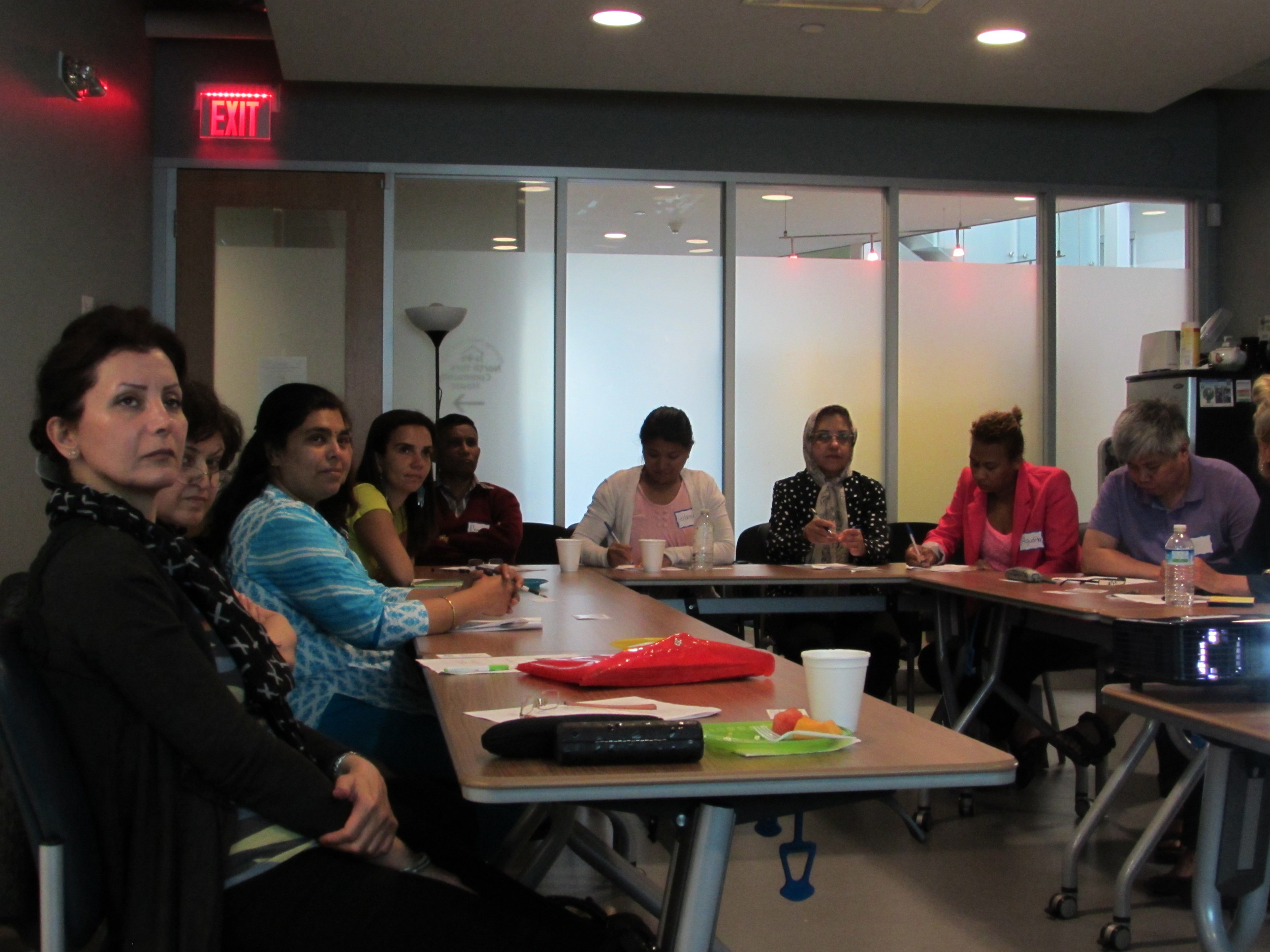 A STEPPING STONES EMPLOYMENT WORKSHOP