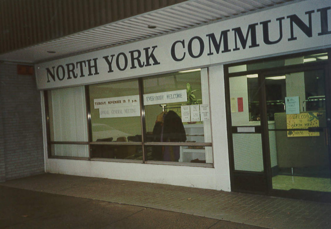 NYCH offices at 3101 Bathurst Street
