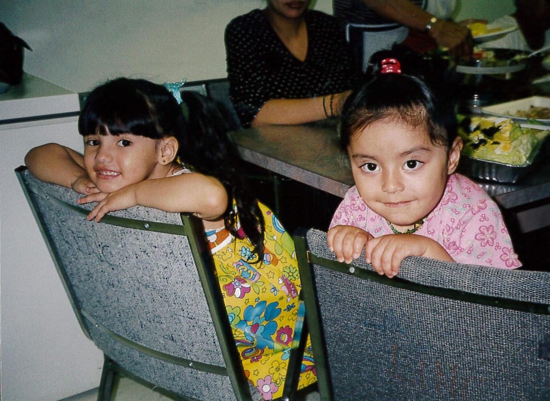 Children's program at NYCH