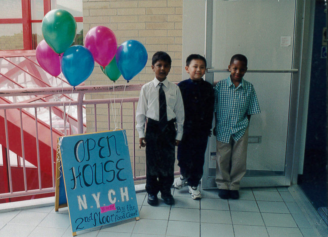 NYCH Open House at Lawrence Square