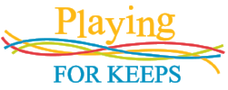 Playing for Keeps logo