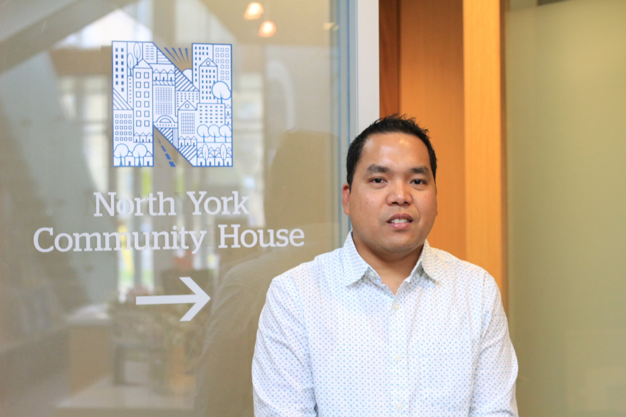 Eugene, NYCH participant