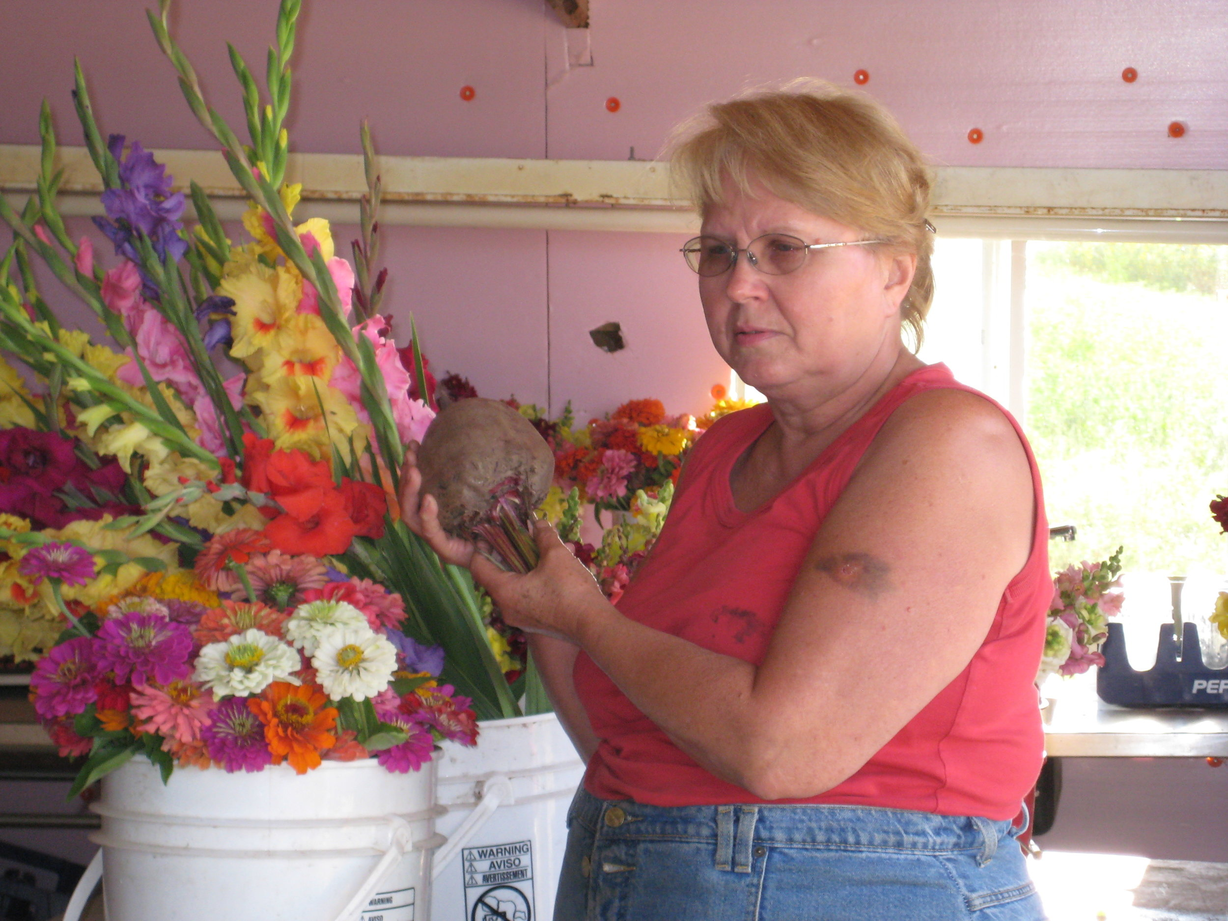 Rose Titus - The Chicken Mama