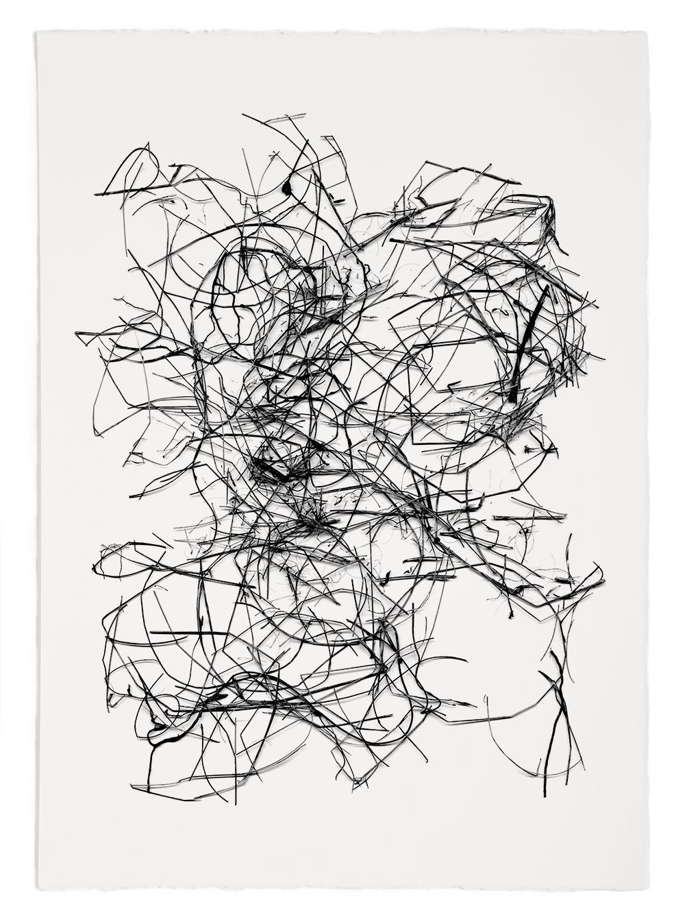 "Reconstruction# 24  , inkjet print, 40 x 32"" 2003"