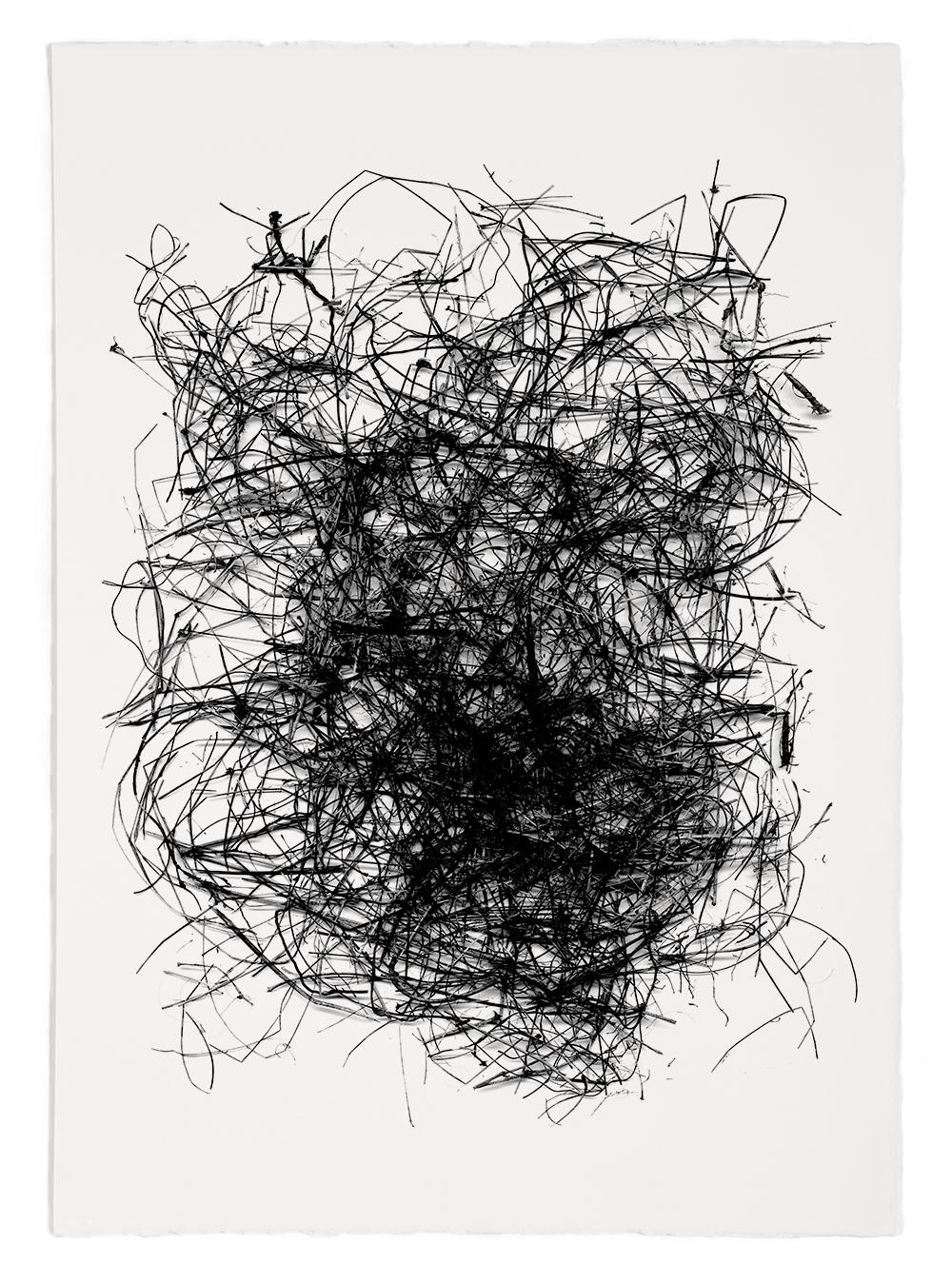 "Reconstruction# 31  , inkjet print, 40 x 32"" 2003"