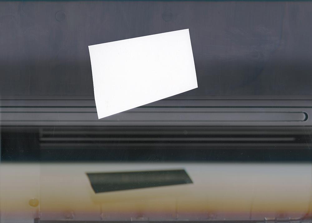"Vantage Point #  6  inkjet print   24 x 33.5""  2013"