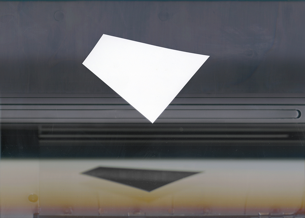 "Vantage Point #  8  inkjet print   24 x 33.5""  2013"