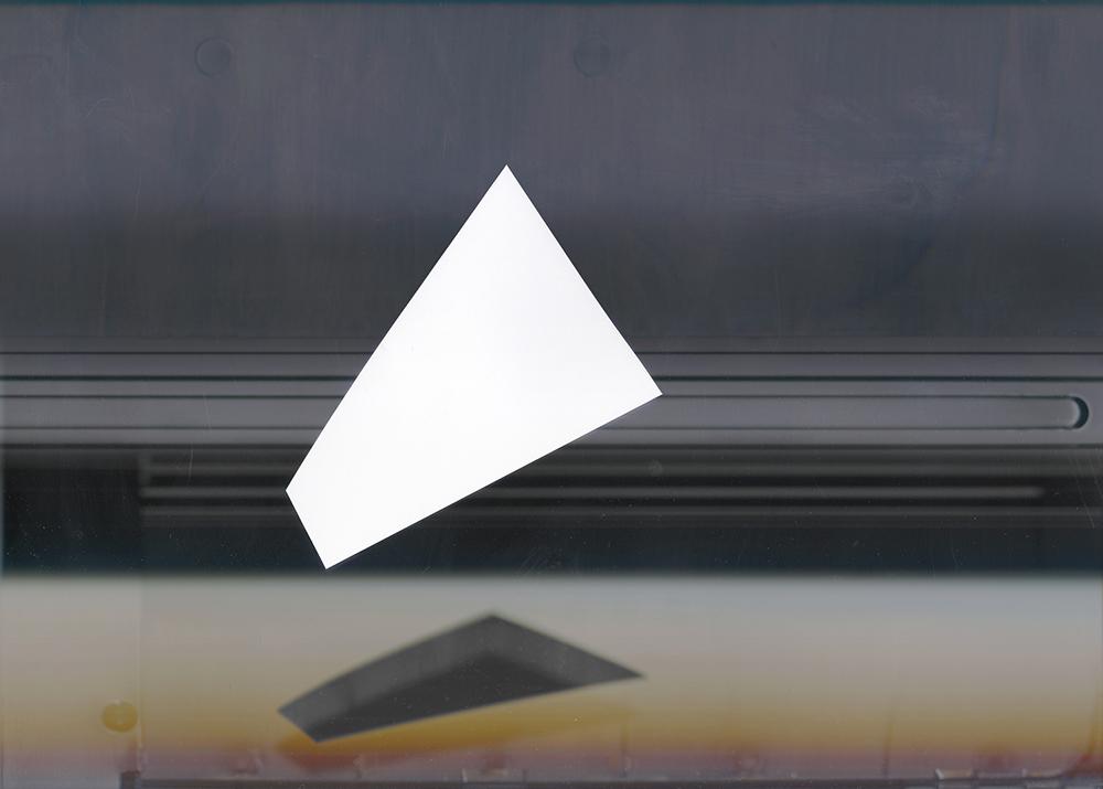 "Vantage Point #  9  inkjet print   24 x 33.5""  2013"