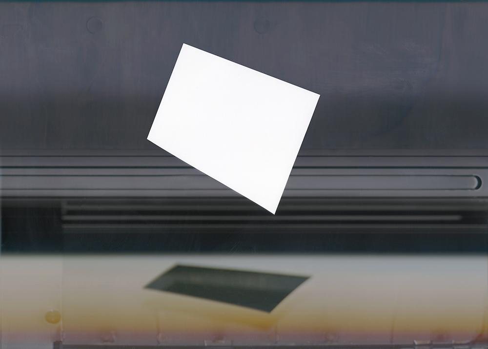"Vantage Point #  3  inkjet print   24 x 33.5""  2013"