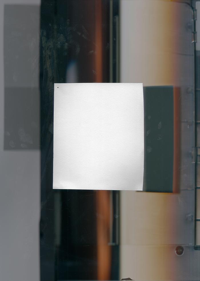 "Time   #  8  inkjet print 33.5 x 24"" 2013"