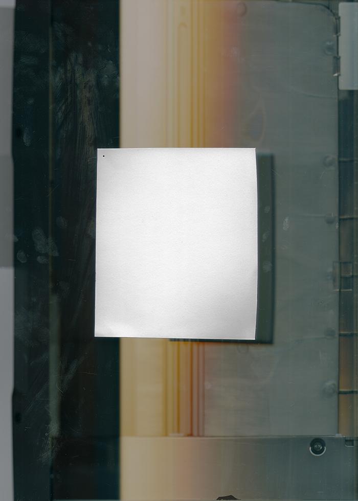 "Time   #  11  inkjet print 33.5 x 24"" 2013"