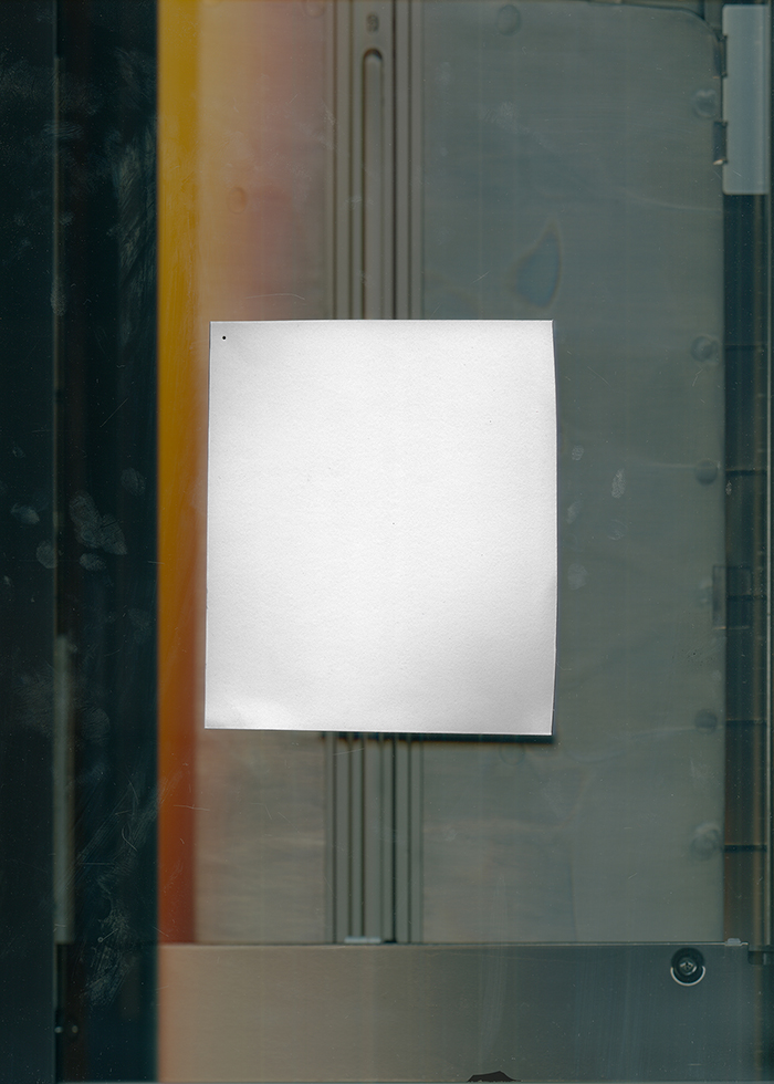"Time   #  13  inkjet print 33.5 x 24"" 2013"