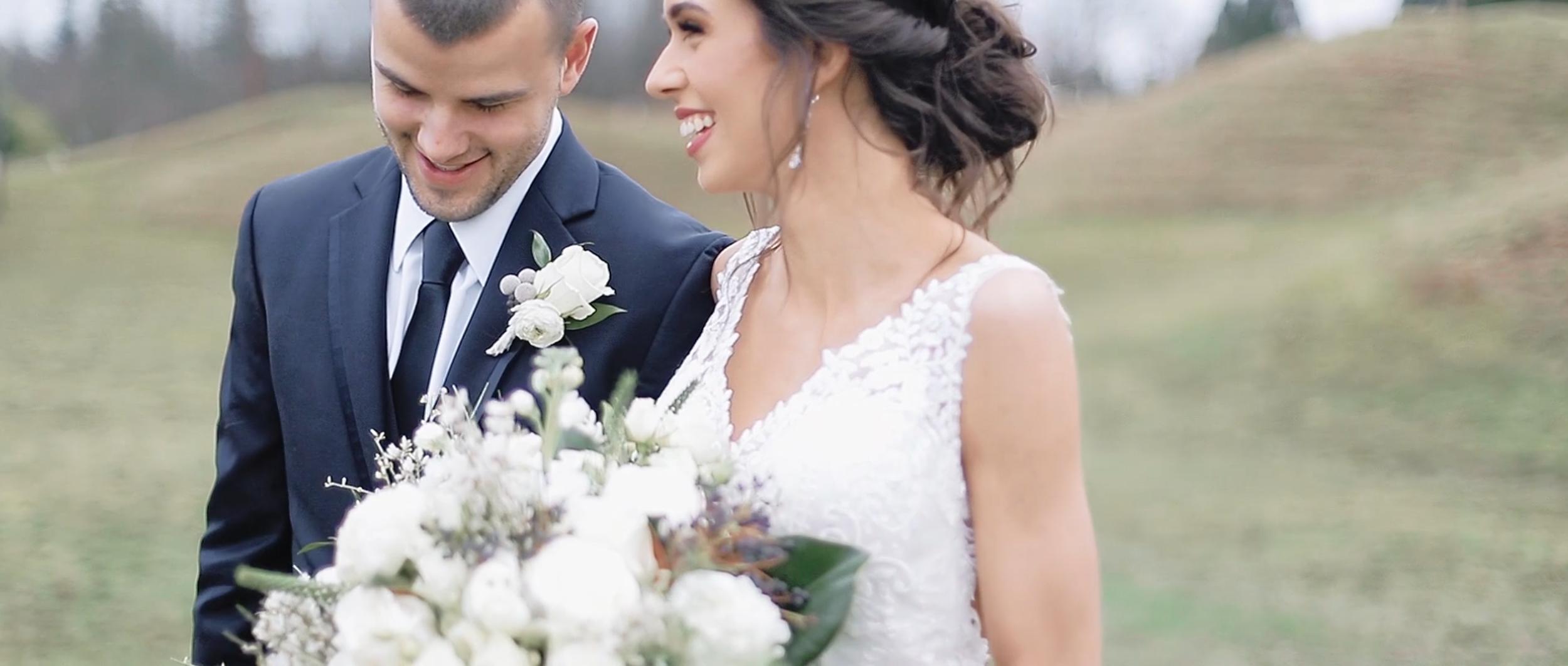 MOLLY & MATT | OLSON MANSION WEDDING