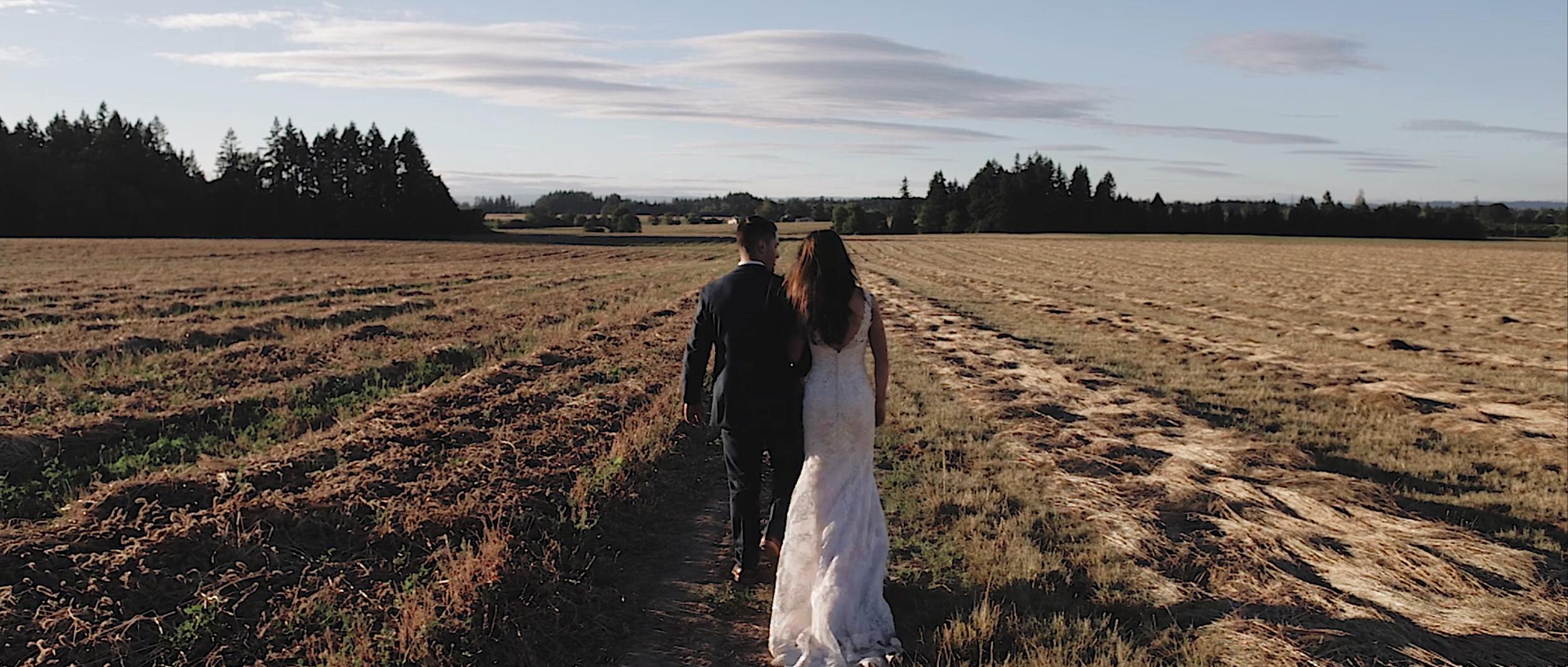 KELSEY & CALEB | OREGON WEDDING