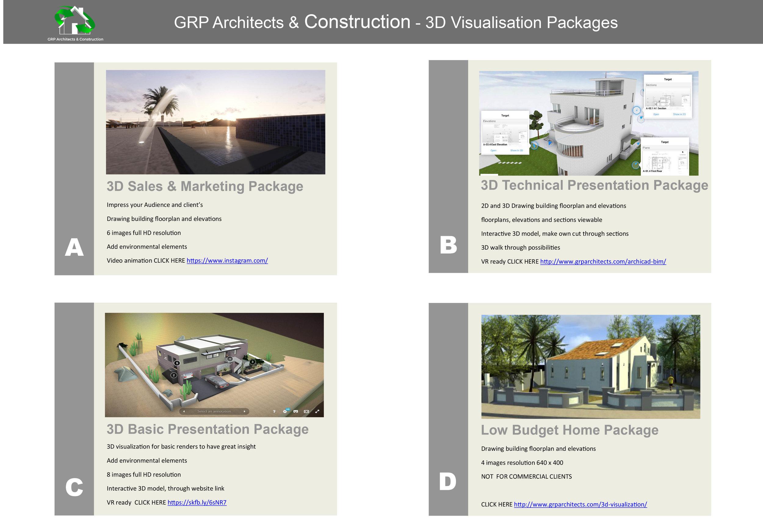3D — GRP Architects Aruba